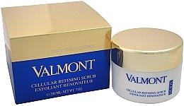 Parfumuri și produse cosmetice Cremă-scrub regenerant pentru corp - Valmont Cellular Refining Scrub