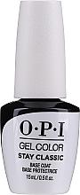 Parfumuri și produse cosmetice Bază pentru gel-lac - O.P.I. Stay Classic Base Coat