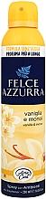 Parfumuri și produse cosmetice Odorizant pentru casă - Felce Azzurra Vaniglia e Monoi Spray