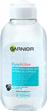 Parfumuri și produse cosmetice Gel antibacterian de mâini - Garnier PureActive Purifying Hydro-Alcoholic Hand Gel