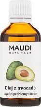 Parfumuri și produse cosmetice Ulei de avocado - Maudi