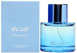 Parfumuri și produse cosmetice Kenneth Cole Blue - Apă de toaletă