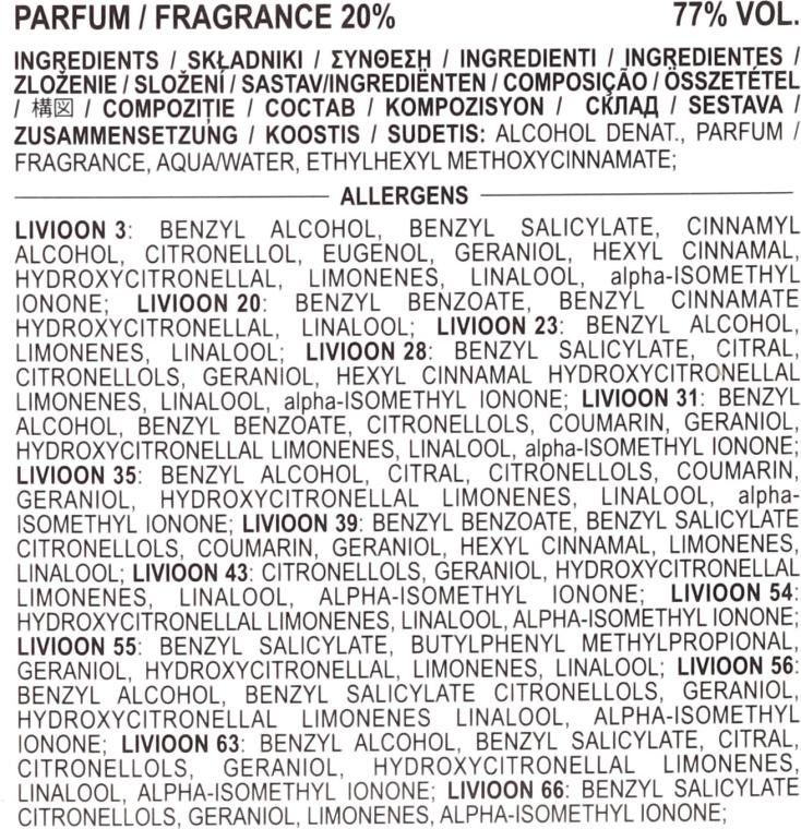 Livioon №122 - Parfum — Imagine N3