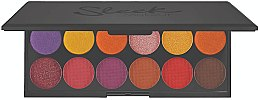 Parfumuri și produse cosmetice Paletă farduri de ochi - Sleek MakeUP iDivine Chasing The Sun Eyeshadow Palette