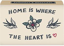 """Parfumuri și produse cosmetice Săpun pentru mâini """"Ienupăr și Lime"""" - Bath House """"Home Is Where The Heart Is"""" Hand Soap"""