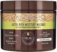 Parfumuri și produse cosmetice Mască de păr hidratantă - Macadamia Professional Ultra Rich Moisture Masque