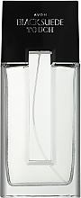 Parfumuri și produse cosmetice Avon Black Suede Touch - Apă de toaletă