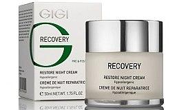 Parfumuri și produse cosmetice Crema regeneratoare de noapte - Gigi Recovery Restoring Night Cream