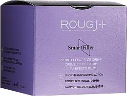 Parfumuri și produse cosmetice Cremă de față, cu efect de lifting - Rougj+ Smart Filler Crema Effetto Plump