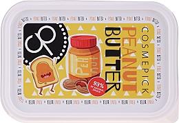 Parfumuri și produse cosmetice Unt de arahide pentru corp - Cosmepick Body Butter Peanut
