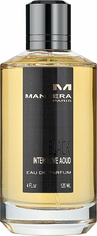 Mancera Voyage en Arabie Black Intensive Aoud - Apă de parfum — Imagine N1