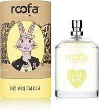 Parfumuri și produse cosmetice Roofa Cool Kids Aurora - Apă de toaletă