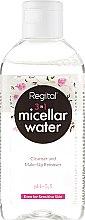 Parfumuri și produse cosmetice Apă micelară pentru îndepărtarea machiajului - Regital 3in1 Micellar Water Cleanser And Make-Up Remover