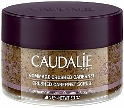 Parfumuri și produse cosmetice Scrub pentru corp tonifiant - Caudalie Vinotherapie Crushed Cabernet Scrub