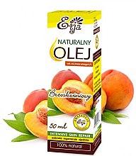 Parfumuri și produse cosmetice Ulei de sâmbure de piersici - Etja Natural Oil