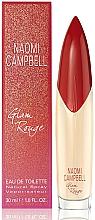 Parfumuri și produse cosmetice Naomi Campbell Glam Rouge - Apă de toaletă