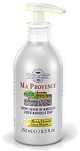"Parfumuri și produse cosmetice Săpun lichid ""Lămâie"" - Ma Provence Liquid Marseille Soap Lemon"
