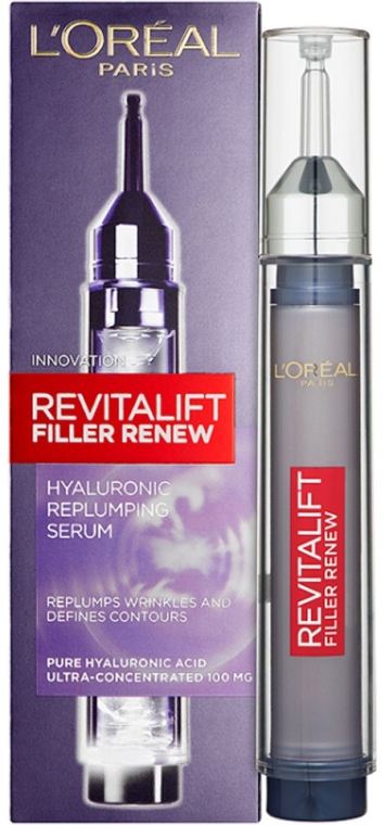Ser pentru ochi - L'Oreal Paris Revitalift Filler Renew Replumping Serum