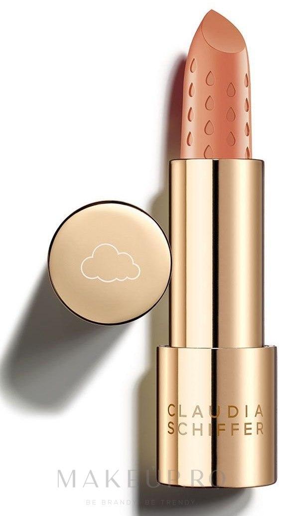 Ruj cremos pentru buze - Artdeco Claudia Schiffer Cream Lipstick — Imagine 132 - Nude