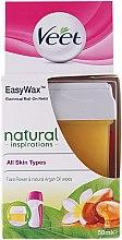Parfumuri și produse cosmetice Ceară de epilat - Veet Easy Wax Natural Inspirations