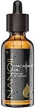 Parfumuri și produse cosmetice Ulei de macadamia - Nanoil Body Face and Hair Macadamia Oil
