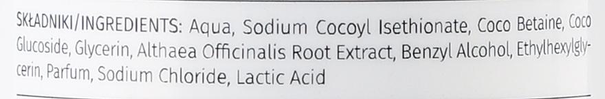 Gel cu extract de Althaea pentru igiena intimă - Organic Life Dermocosmetics Balm For Intimate Hygiene — Imagine N3