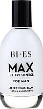 Parfumuri și produse cosmetice Bi-Es Max Ice Freshness - Balsam după ras