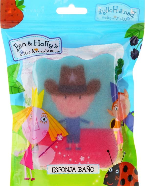 """Burete de baie pentru copii """"Ben and Holly"""", Ben, șeriful - Suavipiel Ben & Holly — Imagine N3"""