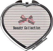 """Parfumuri și produse cosmetice Oglindă cosmetică, 85628 """"Kompakt Serce"""", în linii - Top Choice"""