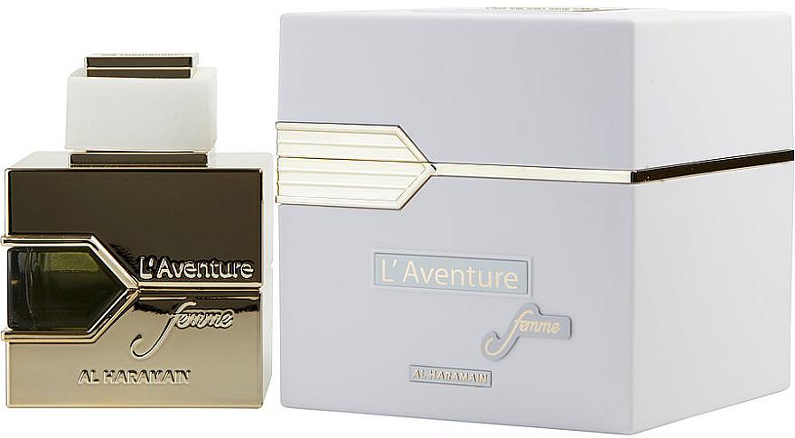 Al Haramain L'Aventure Femme - Apă de parfum  — Imagine N1