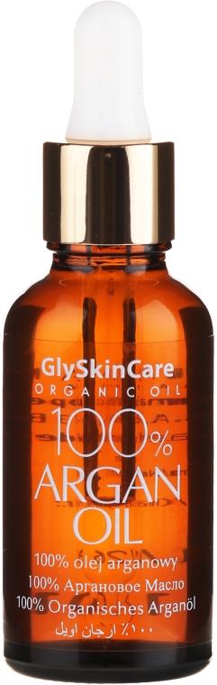Ulei de argan pentru față - GlySkinCare 100% Argan Oil — Imagine N4