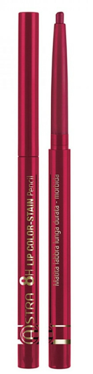 Creion contur de buze - Astra Make-up 8H Lip Color-Stain Pencil — Imagine N1