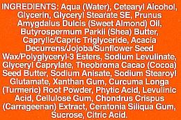Cremă regenerantă de noapte pentru față - Dr. Botanicals Turmeric Superfood Restoring Night Moisturiser — Imagine N4
