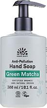 Parfumuri și produse cosmetice Săpun de mâini - Urtekram Green Matcha Anti-Pollution Liquid Hand Soap