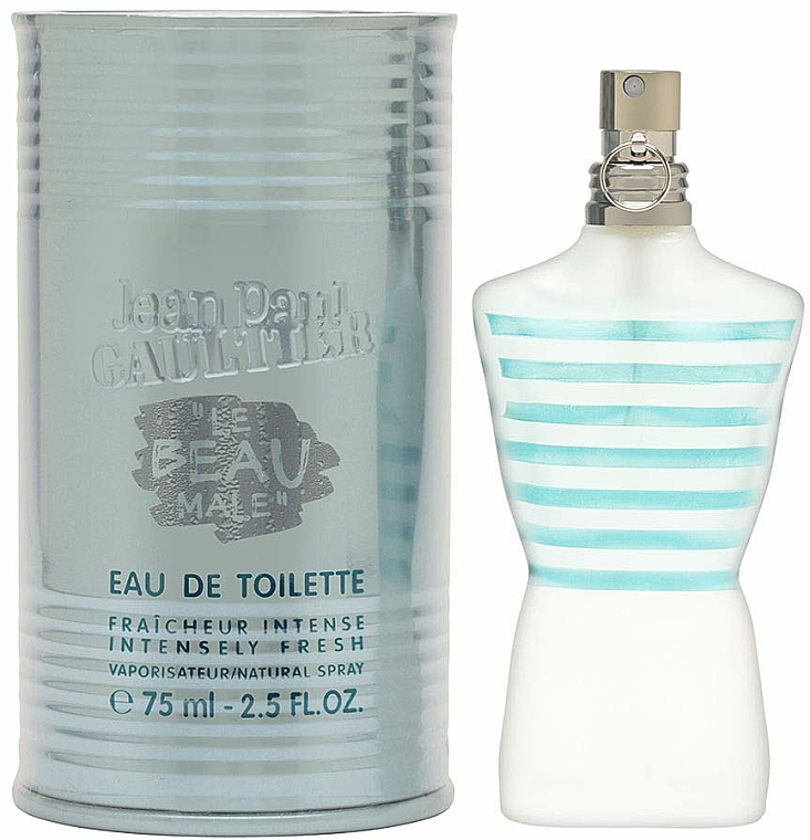 Jean Paul Gaultier Le Beau Male - Apă de toaletă — Imagine N4