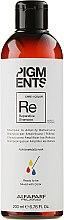 Șampon pentru păr deteriorat - Alfaparf Milano Pigments Reparative Shampoo — Imagine N1