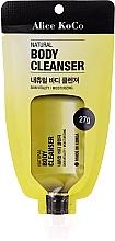 Parfumuri și produse cosmetice Gel de duș - Alice Koco Natural Body Cleanser