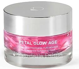 Parfumuri și produse cosmetice Mască anti-îmbătrânire pentru iluminarea pielii - Diego Dalla Palma Petal Glow Age