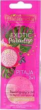 """Parfumuri și produse cosmetice Gel de duș """"Pitaya"""" - Bielenda Exotic Paradise Shower Gel (mostră)"""