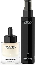 Parfumuri și produse cosmetice Set - Madara Cosmetics Infinity Care System (essence/100ml + ser/30ml)