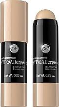 Parfumuri și produse cosmetice Fond de ten stick hypoallergenic - Bell HypoAllergenic Blend Stick Make-Up