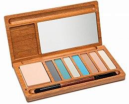 Parfumuri și produse cosmetice Paletă fard de pleoape - Alilla Cosmetics California Palette