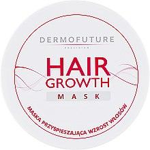 Parfumuri și produse cosmetice Mască pentru stimularea creșterii părului - DermoFuture Hair Growth Mask