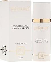 Parfumuri și produse cosmetice Cremă anti-îmbătrânire pentru față - BioDermic Pearl Glow Anti-Age Cream