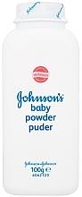 Parfumuri și produse cosmetice Pudră pentru copii - Johnson's Baby
