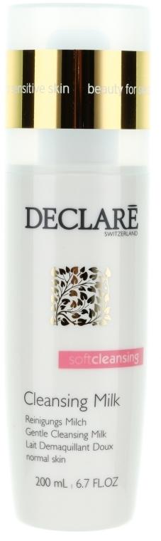 Lapte demachiant - Declare Gentle Cleansing Milk — Imagine N4
