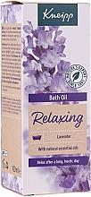 Parfumuri și produse cosmetice Ulei de baie cu extract de lavandă - Kneipp Lavender Bath Oil