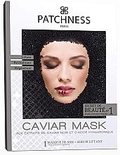 Parfumuri și produse cosmetice Mască facială cu extract de icre negre - Patchness Caviar Mask