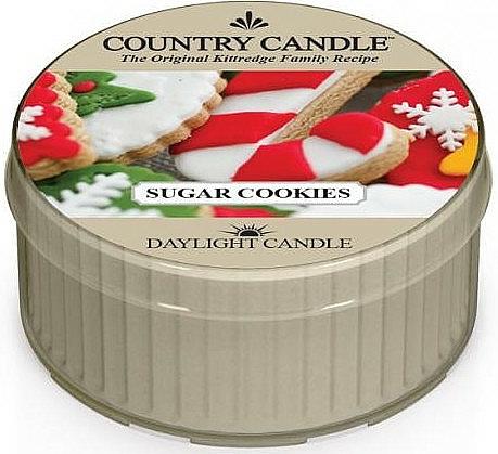 "Lumânare de ceai ""Sugar cookies"" - Country Candle Sugar Cookies Daylight — Imagine N1"