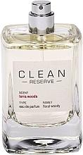 Parfumuri și produse cosmetice Clean Reserve Terra Woods - Apă de parfum (tester fără capac)